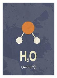 Molecule Water by TypeLike