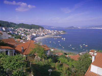 Typical Coastline Near Sanxenxo, Galicia, Spain, Europe-Gavin Hellier-Photographic Print