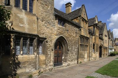 Typical Sandstone Houses, Chipping Camden, Gloucestershire, United Kingdom--Photographic Print