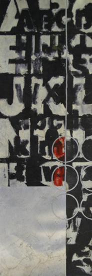 Typography I--Art Print