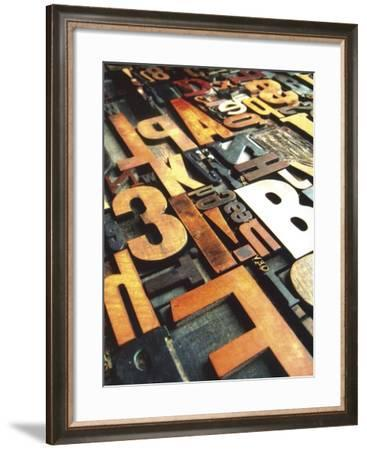 Typography Photography 1-Holli Conger-Framed Giclee Print