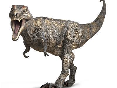 Tyrannosaurus Rex Dinosaur-Roger Harris-Photographic Print