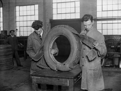 Tyre Test--Photographic Print