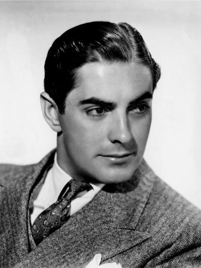 Tyrone Power, c.1940--Photo