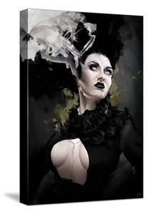 The Bride in Black by Tyson McAdoo