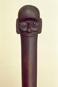 U'A Staff, Easter Island, Pre 1778
