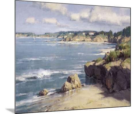 Coastal Afternoon-Scott Christensen-Mounted Art Print