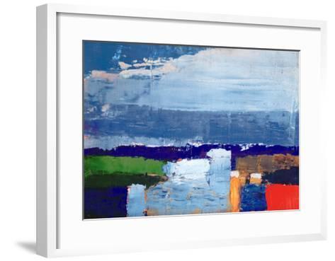 Noon Landscape-Nicolas De Sta?l-Framed Art Print