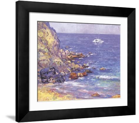 Hamilton Cove-Karl Thomas-Framed Art Print