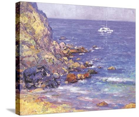 Hamilton Cove-Karl Thomas-Stretched Canvas Print