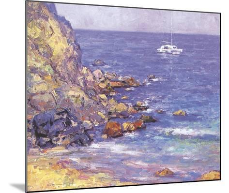 Hamilton Cove-Karl Thomas-Mounted Art Print