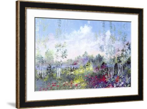 Rainbow Place III-Marietta Stevens-Framed Art Print