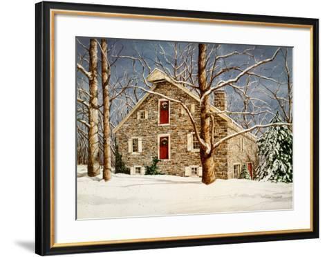 The Sycamores-Dan Campanelli-Framed Art Print
