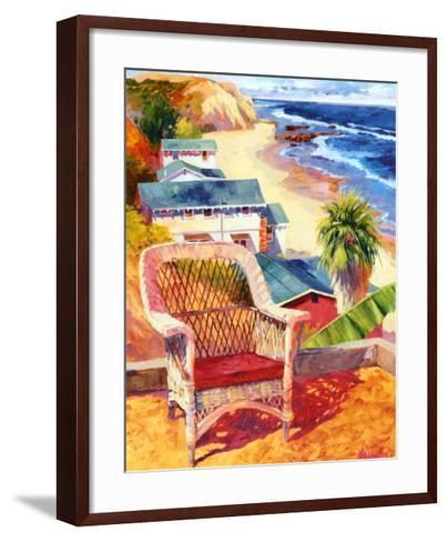 Crystal Cove-Michael Hallinan-Framed Art Print