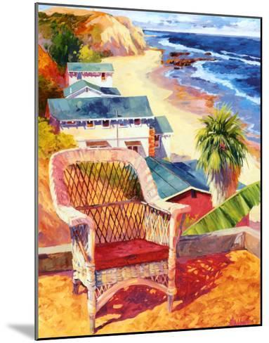 Crystal Cove-Michael Hallinan-Mounted Art Print