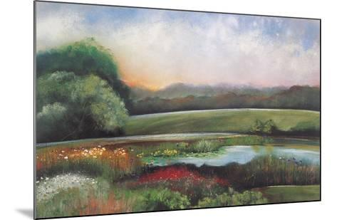 Summer Solace-Aleah Koury-Mounted Art Print