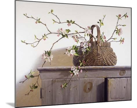Apple Blossoms-Pauline Ebl? Campanelli-Mounted Art Print