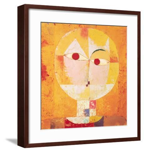 Going Senile, 1902-Paul Klee-Framed Art Print
