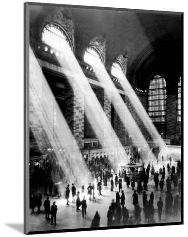 Grand Central Station, c.1930--Mounted Art Print