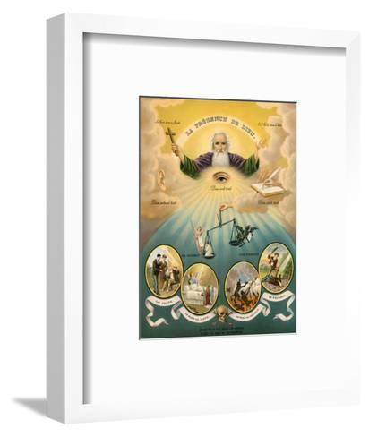 Allgegenwart Gottes--Framed Art Print