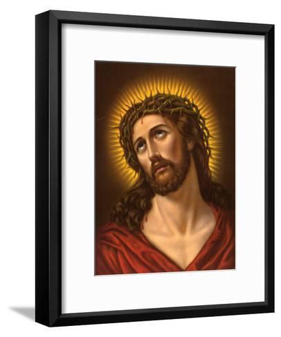 Ecce Homo--Framed Art Print
