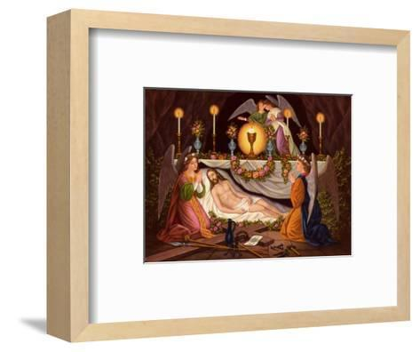 Heilige Grab Christi--Framed Art Print