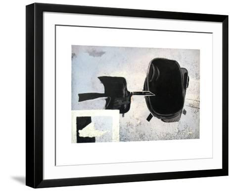 Tire d'Ailes, 1956-Georges Braque-Framed Art Print