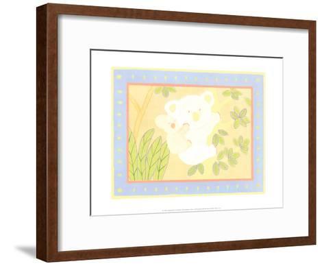 Sleep Tight Koala Bears-Isabelle Deguern-Framed Art Print