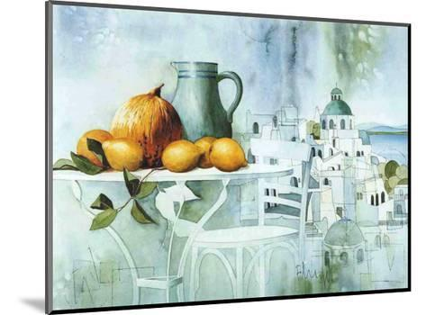 From the South II-Franz Heigl-Mounted Art Print