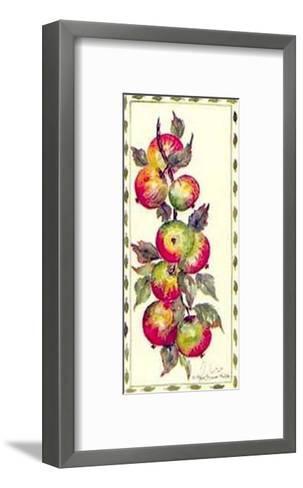 Bunch of Apples-Alie Kruse-Kolk-Framed Art Print