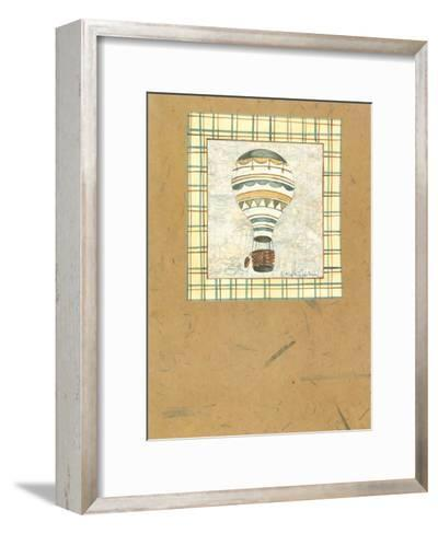 Around the World I-Alie Kruse-Kolk-Framed Art Print