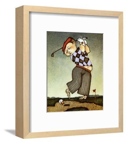 Mulligan-Steven Lamb-Framed Art Print
