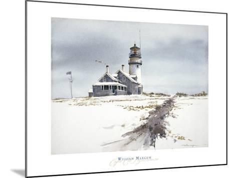 Cape Cod Lighthouse-William Mangum-Mounted Art Print