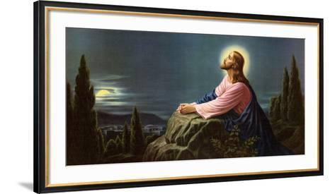 Gethsemane-Marsani-Framed Art Print