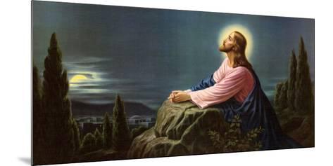 Gethsemane-Marsani-Mounted Art Print