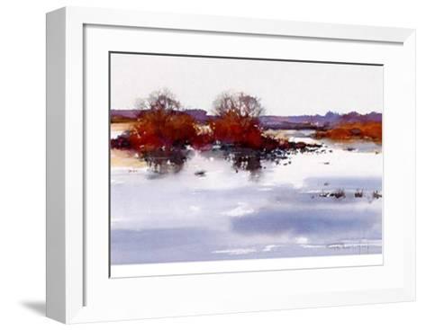 Silence IV-Pieter Van Hoof-Framed Art Print