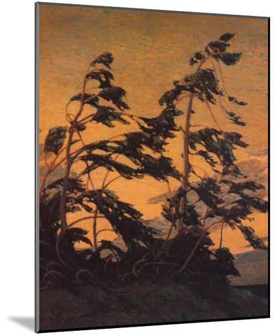 Pine Island, Georgian Bay-Tom Thomson-Mounted Art Print