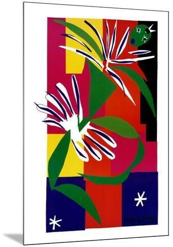 Creole Dancer, c.1947-Henri Matisse-Mounted Art Print