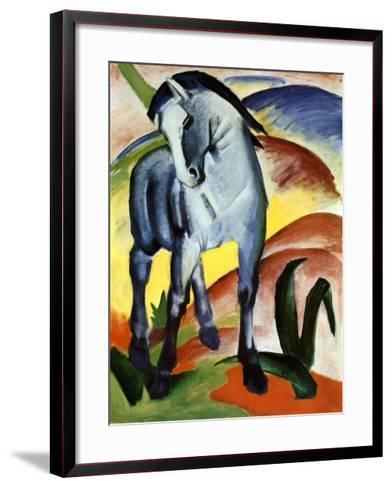 Blue Horse I-Franz Marc-Framed Art Print