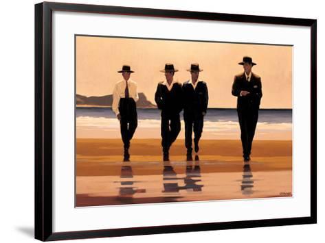 Billy Boys-Jack Vettriano-Framed Art Print
