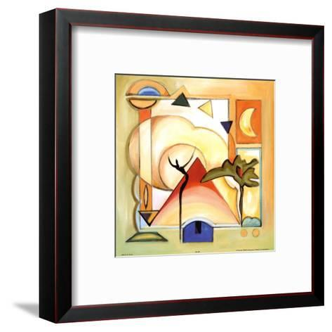 Fun in the Sun III-Alfred Gockel-Framed Art Print