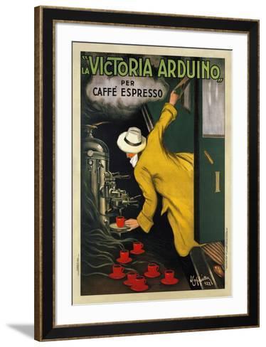 Victoria Arduino, 1922-Leonetto Cappiello-Framed Art Print