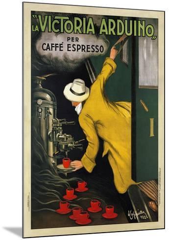 Victoria Arduino, 1922-Leonetto Cappiello-Mounted Art Print