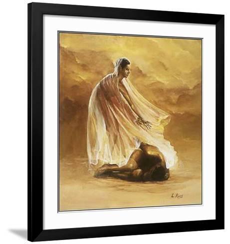 While Adam Slept-Laverne Ross-Framed Art Print
