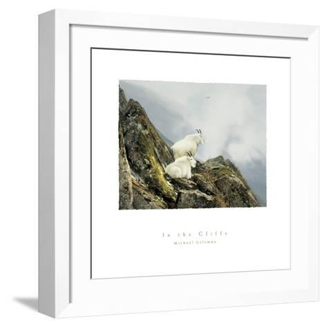 In the Cliffs-Michael Coleman-Framed Art Print