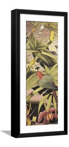 Tropica II-Kevin McPherrin-Framed Art Print