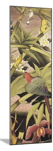 Tropica II-Kevin McPherrin-Mounted Art Print