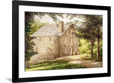 Mid-Summer's Day-Dan Campanelli-Framed Art Print