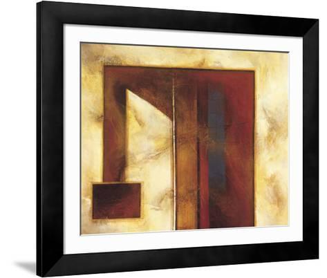 Illusion of Form-Lynn Berryhill-Framed Art Print
