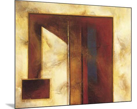 Illusion of Form-Lynn Berryhill-Mounted Art Print